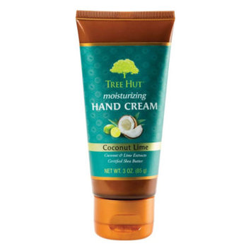 Tree Hut Coconut Lime Moisturizing Hand Cream
