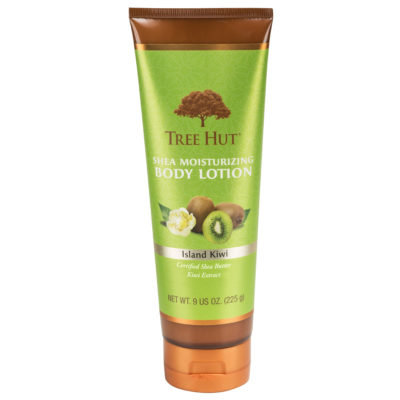 Tree Hut Island Kiwi Shea Moisturizing Body Lotion