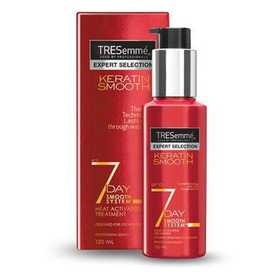 TRESemmé Keratin Smooth 7-Day Smooth System Heat Activated Treatment