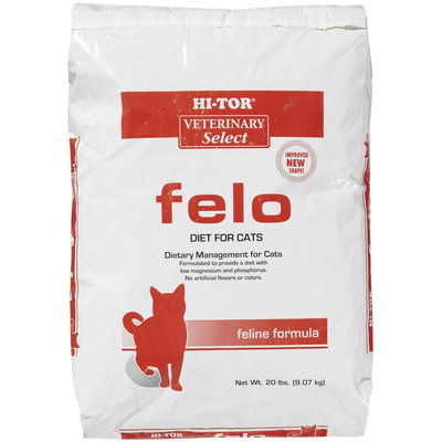 Sunshine Mill Felo-cat Hitor Dry 20 Pounds - 531
