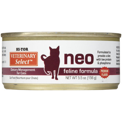 Hi-Tor Neo Diet Cat Food - 24x5.5oz