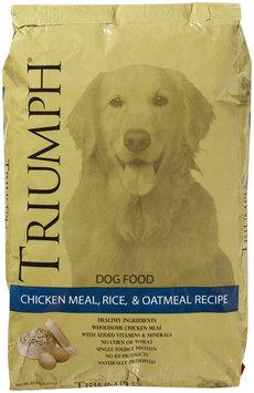 Zeigler's Distributor Inc Triumph Chicken Rice & Oat Dog Food