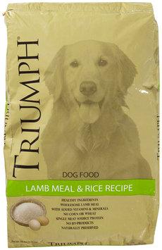 Zeigler's Distributor Inc Triumph Adult Dog Dry Dog Food 20lb Lamb/Rice
