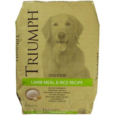 Triumph Pet-sunshine Mill Triumph PetSunshine Mill 38007 Lamb/Rice Lamb Meal Rice 1 40 Pound