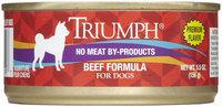 Triumph Beef Dog Food