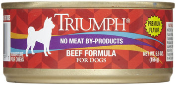 Triumph Beef Dog Food