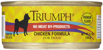 Triumph Chicken Dog Food