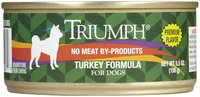 Triumph Turkey Dog Food