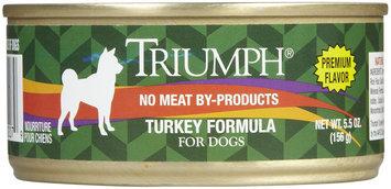 Triumph Turkey Dog Food
