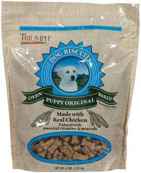 Zeigler's Distributor Inc Triumph Original Biscuits Dog Treat 4lb Puppy
