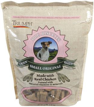 Zeigler's Distributor Inc Triumph Original Biscuits Dog Treat 4lb Small