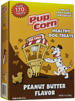 Pupcorn Dog Treats