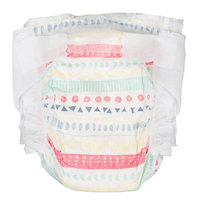Honest Diapers - Size 5 (27lbs+) - Pastel Tribal