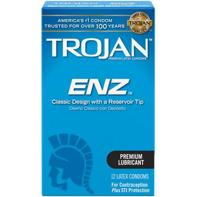 TROJAN™ ENZ™ Lubricated Condoms
