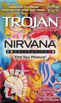 TROJAN™ NIRVANA™ Collection