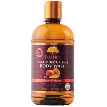 Tree Hut Tropical Mango Shea Moisturizing Body Wash