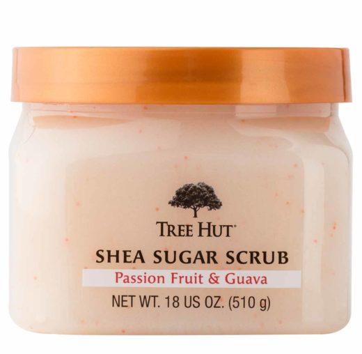 Tree Hut Passion Fruit and Guava Shea Sugar Scrub