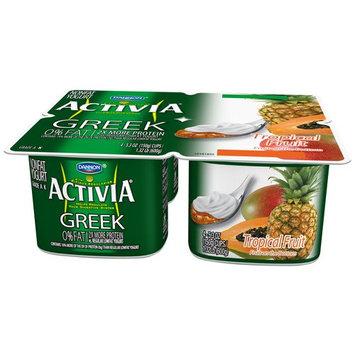 Activia® Greek Nonfat Yogurt Tropical Fruit