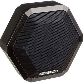 Boombotix Boombot Pro Speaker True Black, One Size