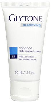 Glytone - Clarifying Enhance Night Renewal Cream 50ml/1.7oz