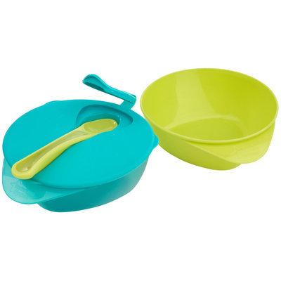 Tommee Tippee Explora Easy Scoop Bowl w/ Spoon & Lid - 2 Pk