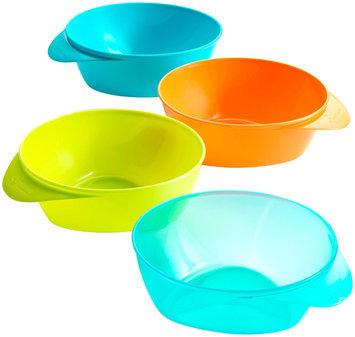 Tommee Tippee Explora Easy Scoop Bowl - Assorted - 4 pk