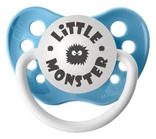 Personalized Pacifiers - Little Monster - 1 ct.