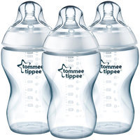 Tommee Tippee Closer to Nature Added Cereal Bottle - Unisex - 11 oz - 3 ct