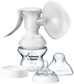 Tommee Tippee Closer to Nature Manual Breast Pump - 1 ct.