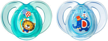 Tommee Tippee Closer to Nature Everyday Pacifiers - Boys - 6 - 18 Months - 2 ct