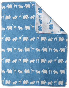 Serena & Lily Safari Blanket- Ultramarine - 1 ct.