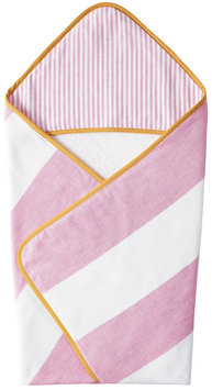 Serena & Lily Fouta Hooded Bath Towel- Juice