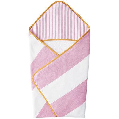 Serena & Lily Fouta Hooded Bath Towel- Juice