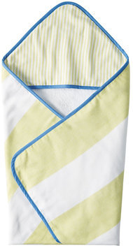 Serena & Lily Fouta Hooded Bath Towel- Lime