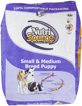 Nutri-source Nutri Source Small & Medium Puppy - Chicken & Rice