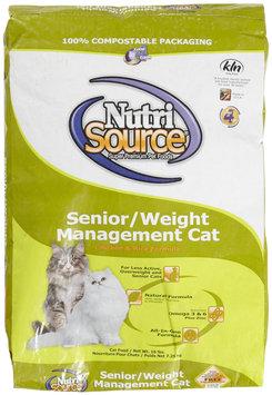 Nutri-source Nutri Source Senior Weight Management - Chicken & Rice