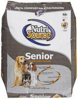 Super-dog Pet Food Company Tuffies Pet Nutrisource Senior Dry Dog Food 30 Lb bag