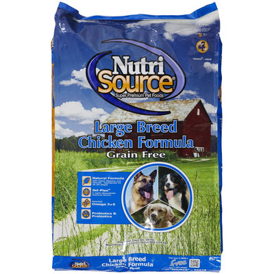 Phillips Feed & Pet Supply NutriSource GF Large Breed Chicken Dry Dog Food