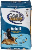 Super-dog Pet Food Company Tuffies Pet Nutrisource Dry Dog Food 18 Lb bag