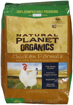 Natural Planet Organics All Life Stages Dog Formula