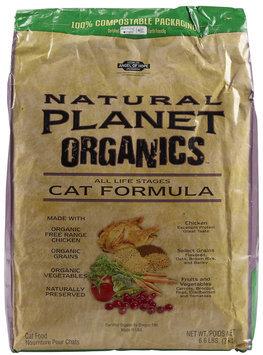 Natural Planet Organics Cat Formula