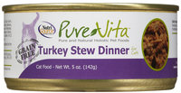 Purevita Pure Vita Grain Free Turkey Stew - 12 x 5 oz