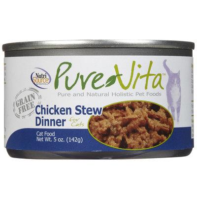 Pure Vita Grain Free Chicken Stew - 12 x 5 oz