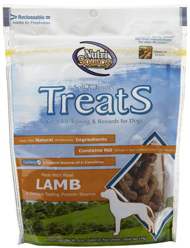 Nutri-source Nutri Source Soft & Tender Treats - Lamb - 6 oz