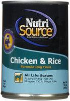 Nutri-source Nutri Source Chicken & Rice - 12 x 13 oz