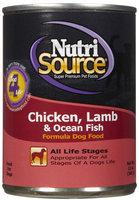 Nutri-source Nutri Source Chicken, Lamb & Ocean Fish - 12 x 13 oz