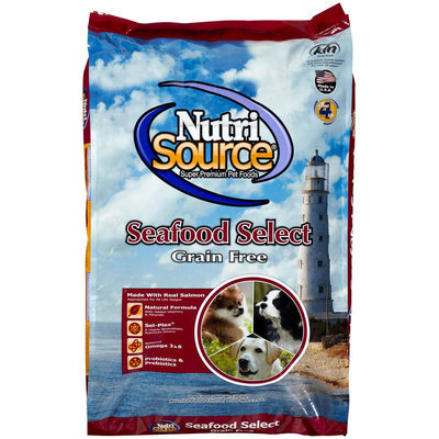 Phillips Feed & Pet Supply NutriSource Seafood Select GF Dry Dog Food 30lb