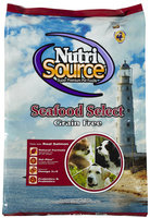 Phillips Feed & Pet Supply NutriSource Seafood Select GF Dry Dog Food 15lb