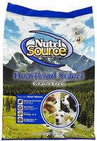 Nutri-source Grain Free Heartland Select Dry Dog Food Size: 5-lb bag