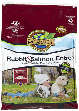 Natural Planet Organics Grain Free Rabbit & Salmon